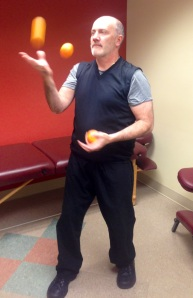 juggle dr m
