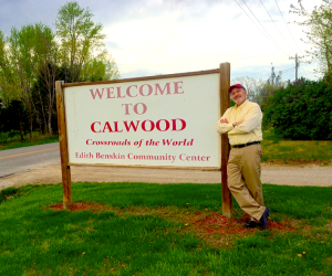 welcome to calwood screen shot
