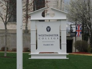 westminster sign