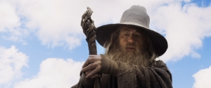 share in an adventure gandolf