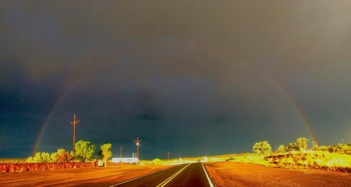 pathway rainbow