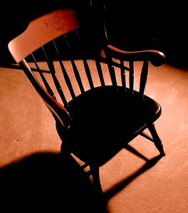 edited chair